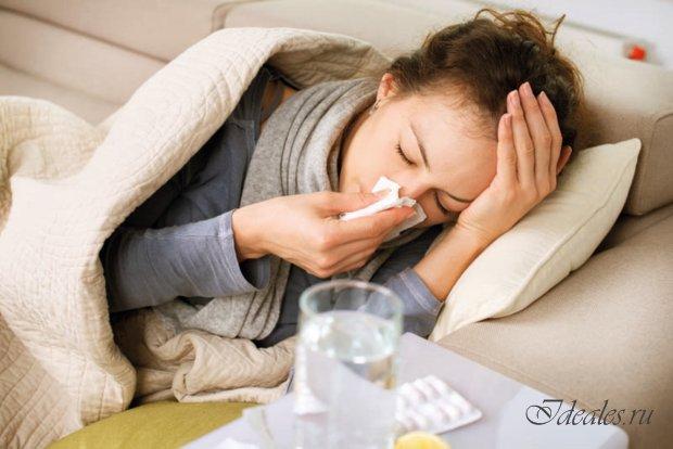 Как избавиться от насморка без лекарств