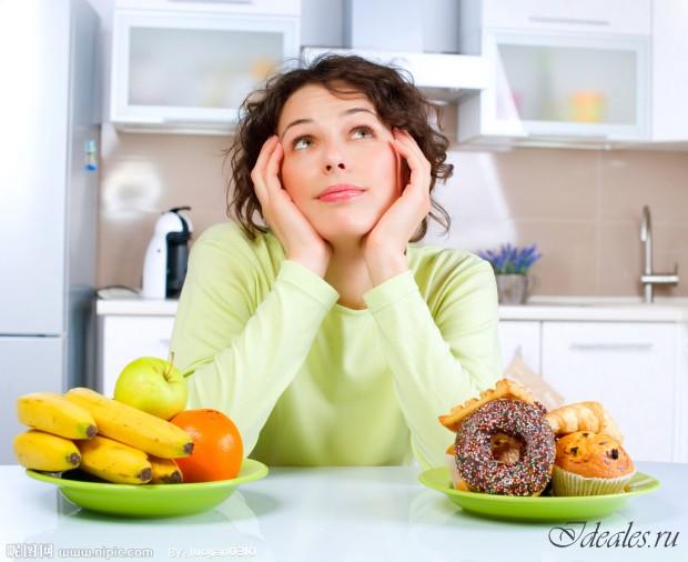 Правильное питание. Как контролировать свой вес