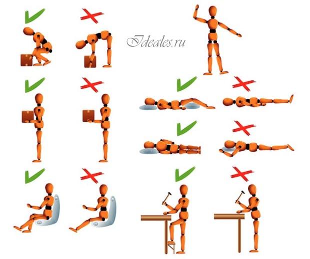 Боли в пояснице (спине) - что делать