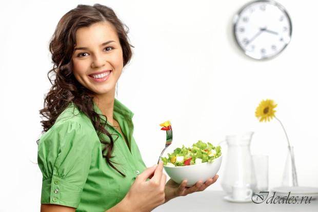 Правильное питание, как правильно питаться