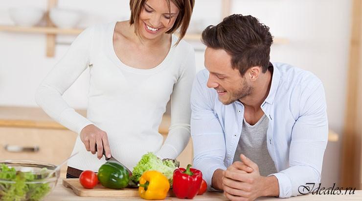 Здоровое и рациональное питание - основа полноценной жизни