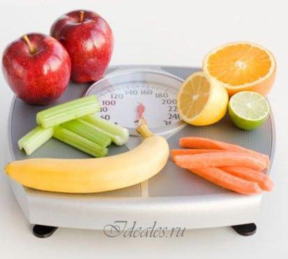 Диеты для похудения на 10 кг
