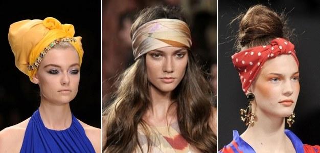 Как завязать платок на голове Фото пошаговое