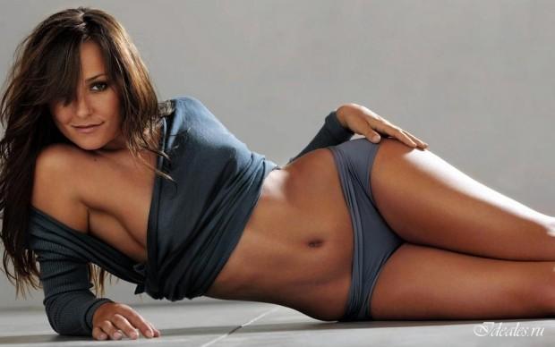 Красивое женское фигура секс видео