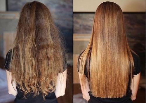 Маска для волос с желатином. Рецепты