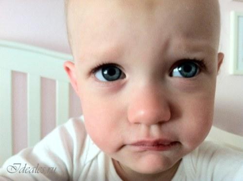 У ребенка синяки под глазами. Комаровский