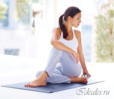 Утренняя йога для начинающих