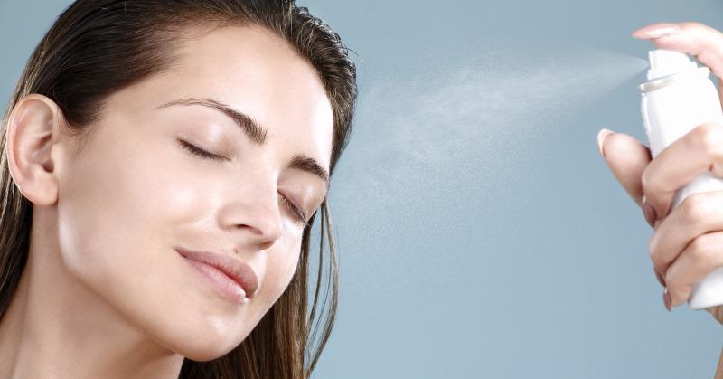 Как пользоваться термальной водой для лица, Секреты красоты и здоровья женщины