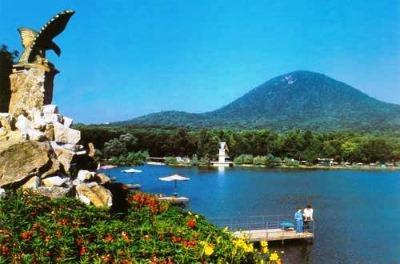 Термальные источники кавказских минеральных вод