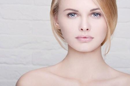 Красивое лицо без косметики 8