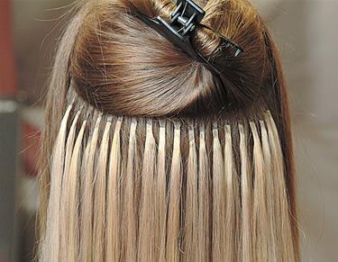 Как наращивать волосы в домашних условиях +ВИДЕО