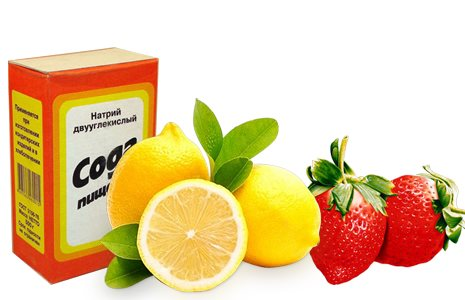 Сода, лимон, перекись … Как отбелить зубы