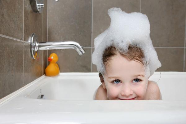 Детский шампунь от перхоти для девочек