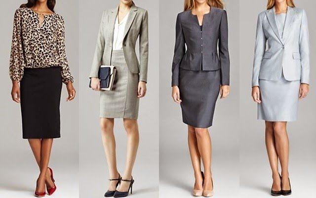 Как одеться на собеседование женщине + Фото