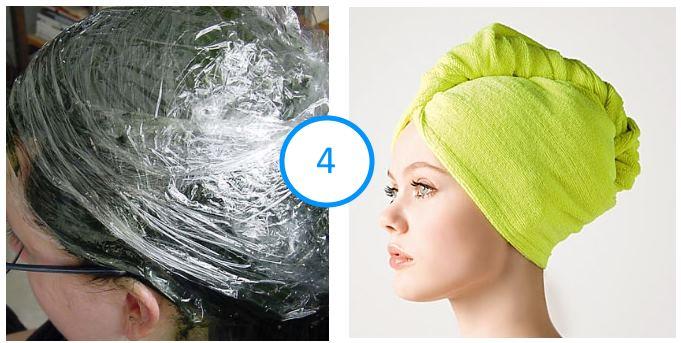 Как покрасить волосы с помощью кофе (пошагово). Фото до и после