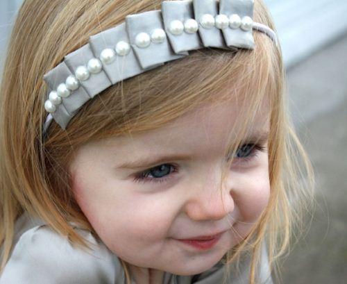 Украшения для волос своими руками для девочек