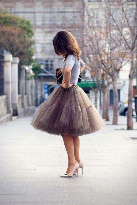 Модные тенденции - юбки пачки 2017, стильный юбки пачки, Секреты красоты и здоровья женщины