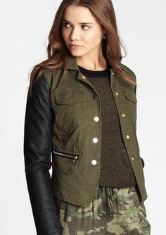 Стиль милитари: одежда для женщин (ФОТО), Секреты красоты и здоровья женщины
