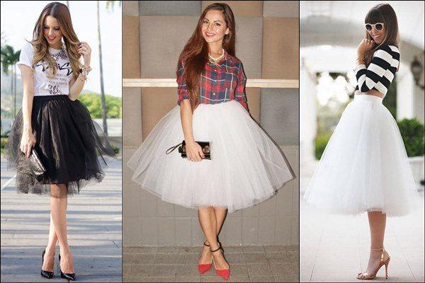 Юбка пачка: с чем носить, фото для девушек, Секреты красоты и здоровья женщины