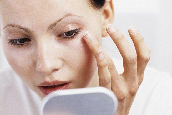 Мешки под глазами: причины и лечение отеков глаз