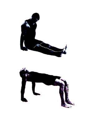 Тибетские упражнения