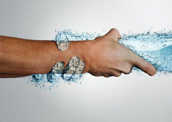 Полезная для омоложения бионическая вода