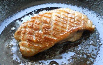 Филе утиной грудки без кожи. Рецепт блюда