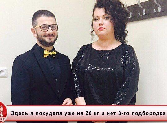 Как быстро похудела Ольга Картункова. Ее диета