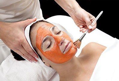 Пептидная чистка кожи лица
