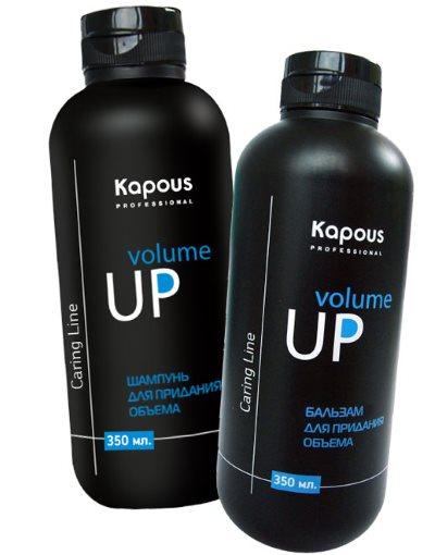 Капус - средства для волос. Каталог