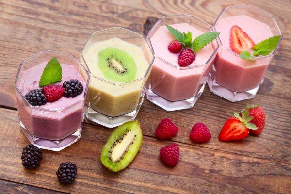 Рецепты смузи (овощи, фрукты) для очищения организма