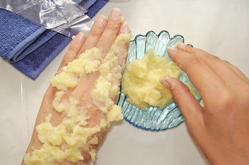 Сухая кожа на руках, трескается: лечение кожи
