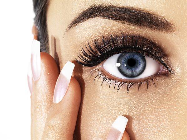 Татуаж глаз: уход после процедуры