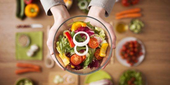 Здоровое питание - основа долгожительства