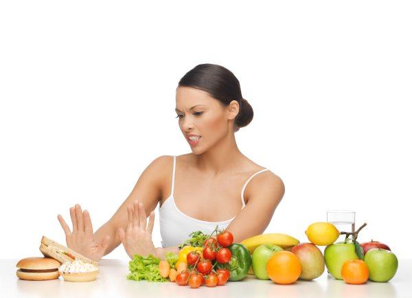 Безуглеводная диета: меню на неделю для похудения