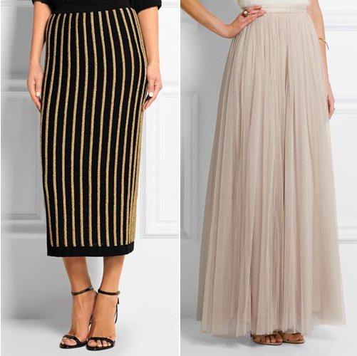 Модные юбки для женщин после 45 лет, Секреты красоты и здоровья женщины
