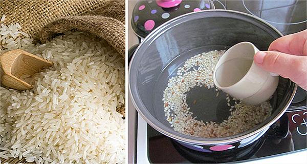 Очищение рисом в домашних условиях. Отзывы