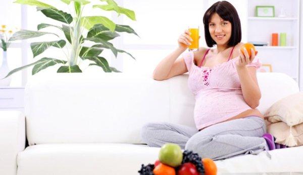 Питание во время беременности по неделям + Таблица