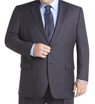 Стильная одежда больших размеров для мужчин