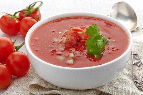Суп гаспачо: рецепт приготовления в домашних условиях