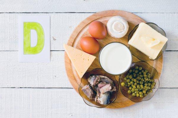 Витамин Д – в каких продуктах содержится + Таблица