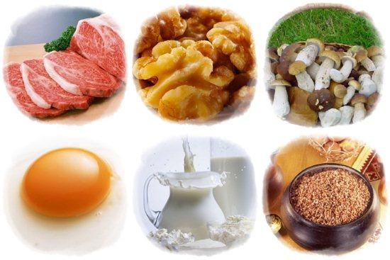 Витамин в9: в каких продуктах содержится