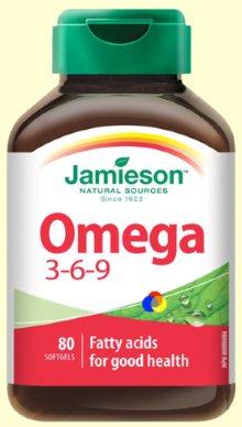 Витамины Омега 3 6 9
