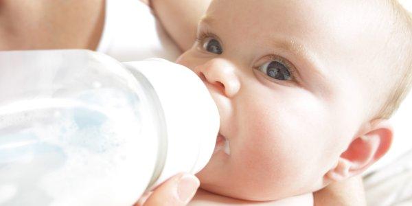 Аллергия на коровий белок у грудничка: симптомы