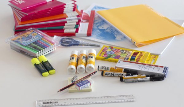 Что нужно ребенку в 1 класс – список