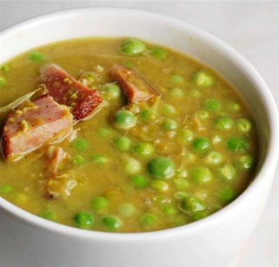 Гороховый суп – рецепт классический с курицей
