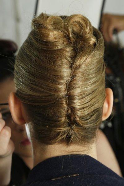 Как сделать ракушку из волос (пошаговая инструкция)