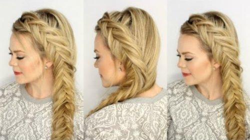 Прически с косами на длинные волосы пошагово