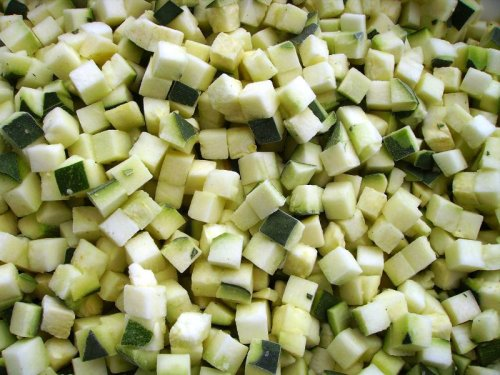Пюре из кабачка для грудничка – простой рецепт
