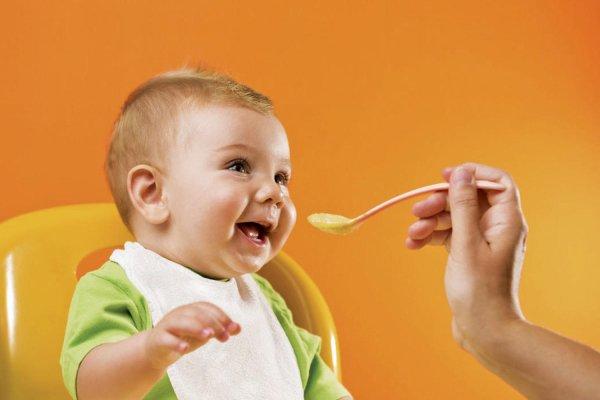 Ребенок не хочет есть прикорм. Советует Комаровский